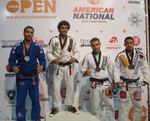 Rodrigo Teixeira – Brazilian Jiu Jitsu